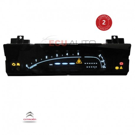 Repair instrument clusters Citroen C6