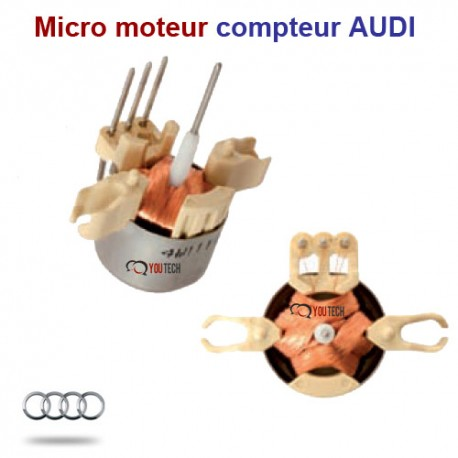 Stepper motor fuel and water temperature pointers Audi A3 A4 A6 TT Dashboard